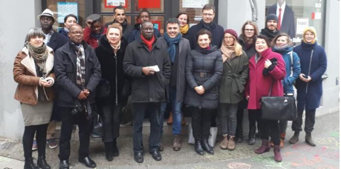 Solidarisch mit Dr. Karamba Diaby