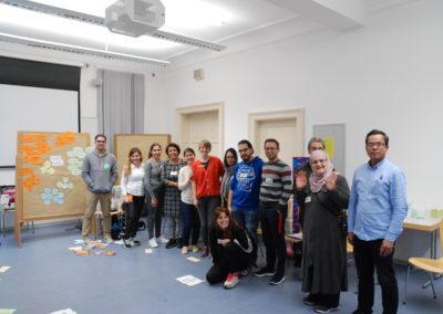 Workshop zum Thema Engagement